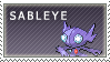 Sableye Stamp by Zito-is-Neato