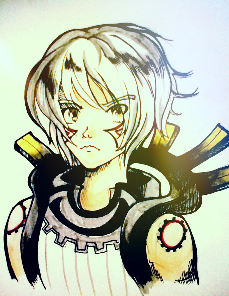 Haseo-XTH by Keatonprincess