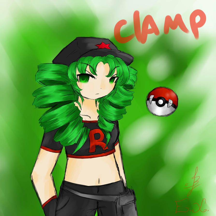 Clamp By TakkuNoTori On DeviantART