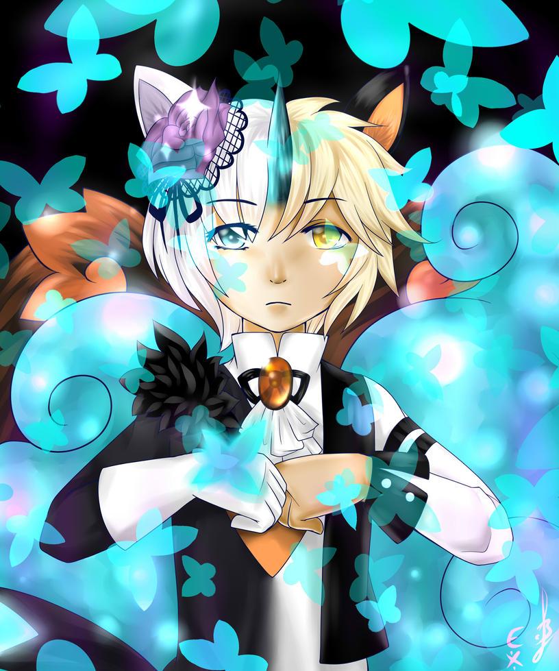 Butterfly Fusion by TakkuNoTori