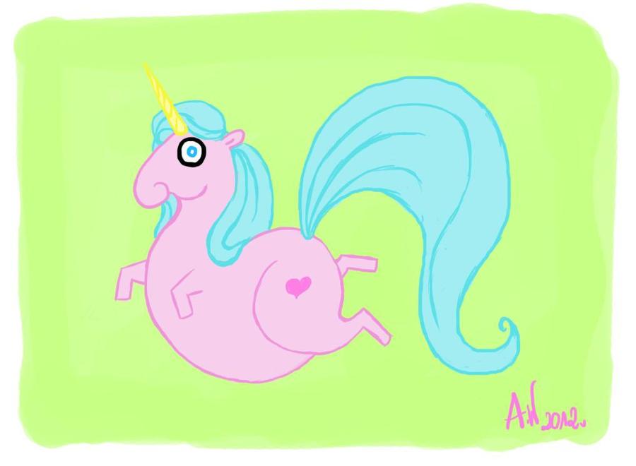 cute chubby unicorn for - photo #24