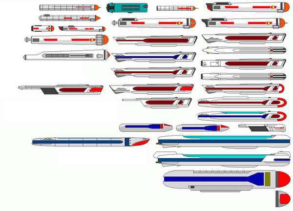 Star Trek Ship Nacelles 121957337 on Star Trek Starship Parts