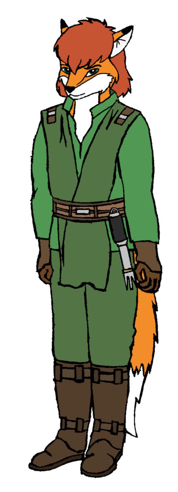 Horkon Sunskimmer, Jedi Master by MarcusStarkiller