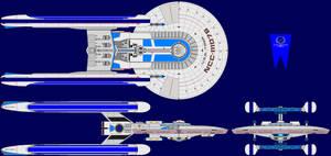 USS Tiger - Tiger Class Battleship