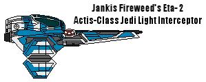 Jankis Fireweed's Eta-2 by MarcusStarkiller