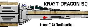 Krayt Dragon Squadron by MarcusStarkiller