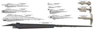 Legacy era capital ships by MarcusStarkiller