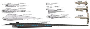 Legacy era capital ships