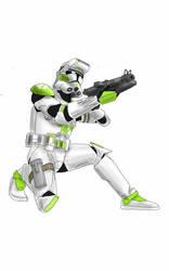 Clone Commander 'Nexu' CC-7796