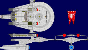 USS Mitchell Marmel (Standard Mode)