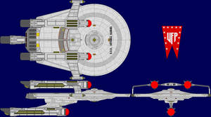 USS Mitchell Marmel (Fast Cruiser)
