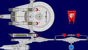 USS Mitchell Marmel (Assault Carrier) by MarcusStarkiller
