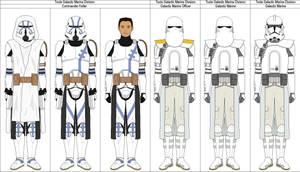 Toola Galactic Marine Division