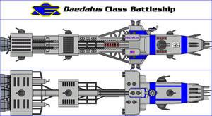 Daedalus Class Battleship