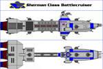 Sherman Class Battlecruiser