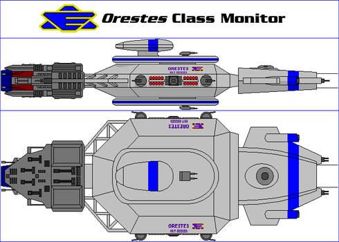 Orestes Class Monitor