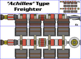 Achilles Type Freighter