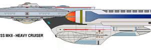 Leipzig Class Heavy Cruiser MkII