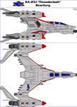 SA-23J Thunderbolt Starfury