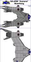 SA-23E Aurora Starfury