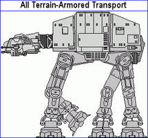 All Terrain Armored Transport by MarcusStarkiller