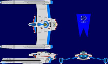 Puma Class Fast Torpedo Boat by MarcusStarkiller