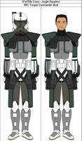 ARC Trooper Commander Skull
