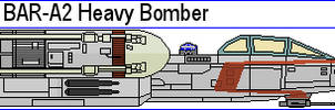 Koensayr BAR-A2 Heavy Bomber