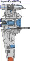 Slayn and Korpil B-Wing