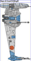 Slayn  Korpil B-Wing E