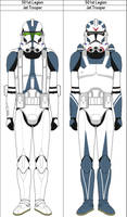 501st Jet Troopers