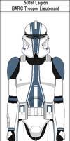 501st BARC Trooper Lieutenant
