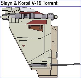 Slayn and Korpil V-19 Torrent by MarcusStarkiller