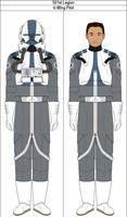 501st V-Wing Pilot 2