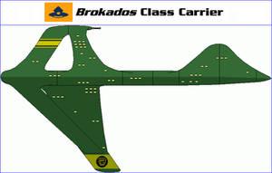Brokados Class Carrier by MarcusStarkiller