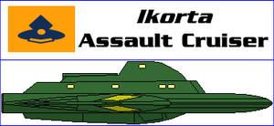 Ikorta Assault Cruiser