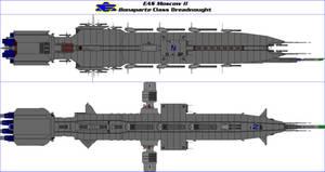 EAS Moscow II by MarcusStarkiller