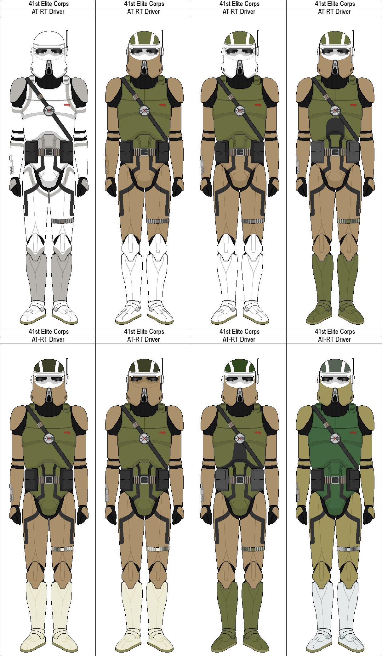 41 Elite 41st elite corps at-rt driversmarcusstarkiller on deviantart