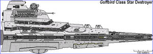 Goffbird Class Star Destroyer