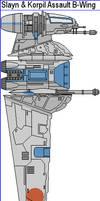 Slayn and Korpil Assault B-Wing