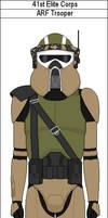 41st Elite ARF Trooper