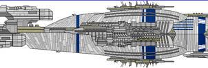 Recusant Class Heavy Destroyer