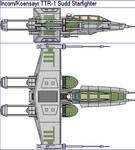 Incom Koensayr TTR-1 Sudd Starfighter