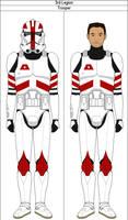 3rd Legion Trooper