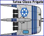 Tatsu Class Frigate