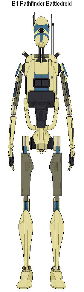 B1 Pathfinder Battledroid