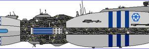 Repulsor Class Cruiser