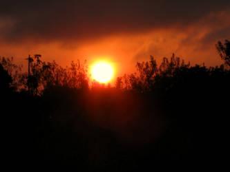 Autumn sun rise! by ZoevanRumt