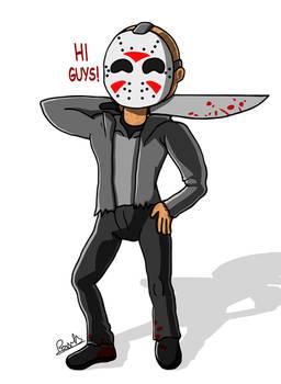 Friendly Jason Voorhees