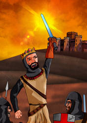 Alfonso I de Aragon by Colegagendarios